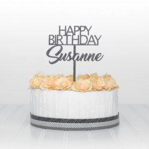 Cake Topper - Susanne