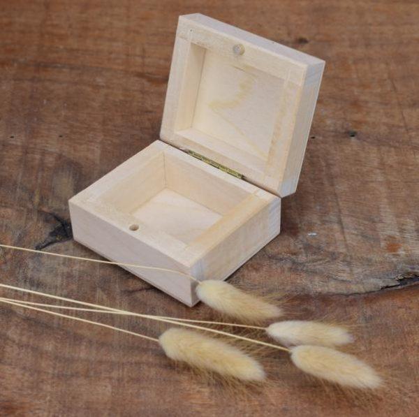 """Geschenkeschachtel aus Holz """" Candy """""""