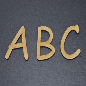 Holzbuchstaben C.S. Design