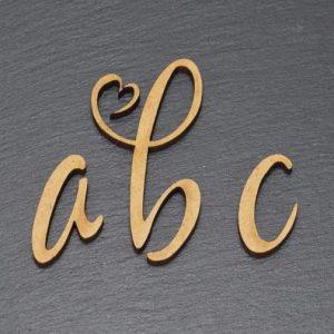 LW Herz Kleinbuchstaben